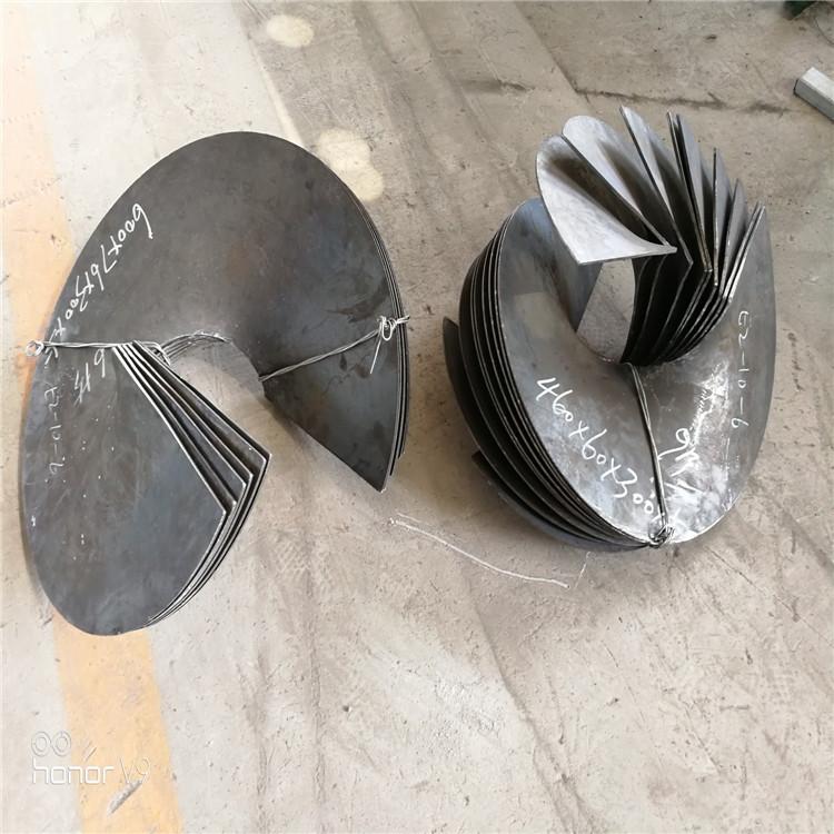 碳钢、锰钢、不锈钢单片等厚螺旋叶片,绞龙叶片规格定制非标产品,厂家生产直销|新闻资讯-潍坊宗建机械制造有限公司