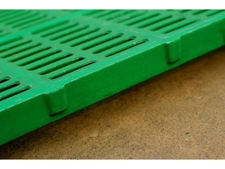 复合漏粪地板