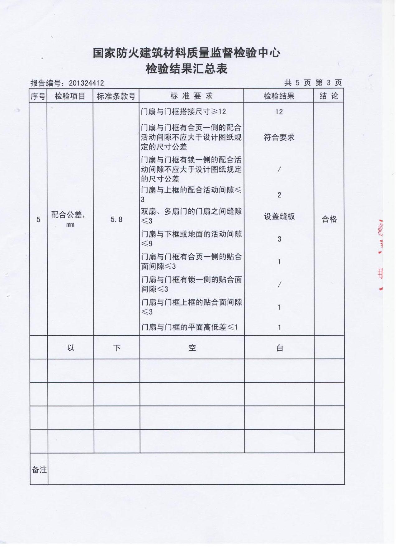 鋼質防火門乙-2證書