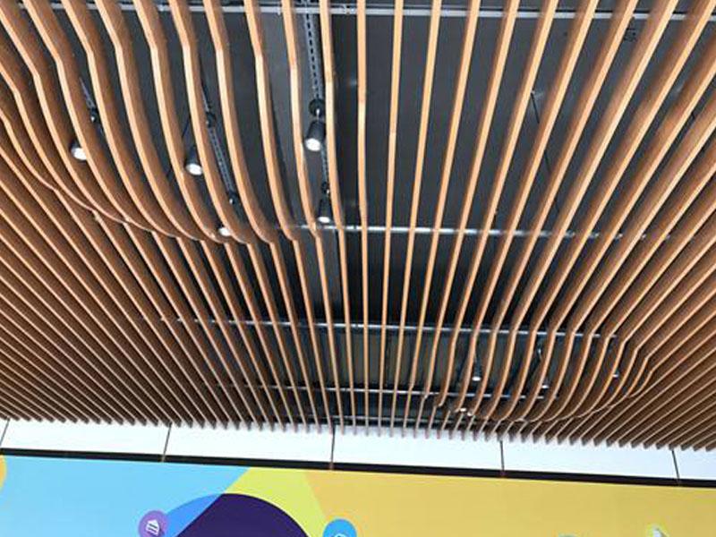 異形定制方通|鋁方通-四川貝星龍建材有限公司