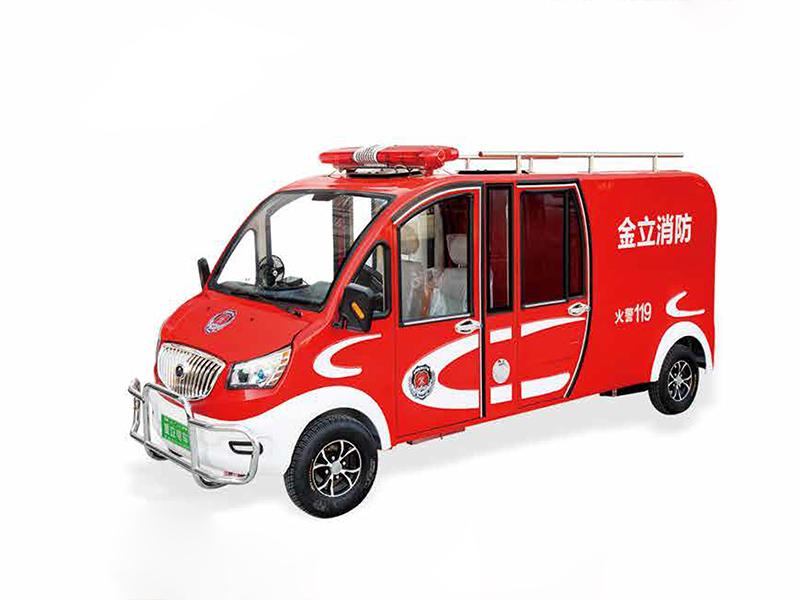 微型电动消防车