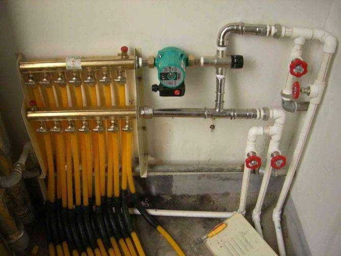 地暖清洗|地暖清洗-西安高腾清洗有限责任公司