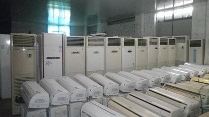 重庆旧空调回收|旧空调回收_质信电器服务公司