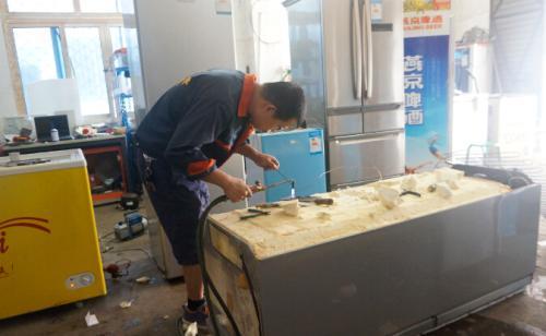 重庆冰箱维修|冰箱维修_质信电器服务公司