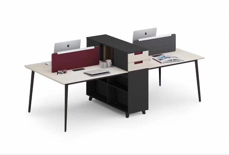 四人位辦公桌