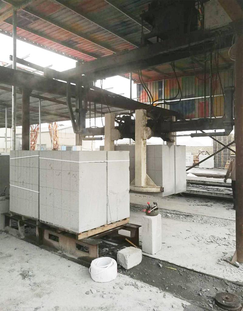 成品旋转夹具|加气混凝土砌块系列-山东东风双隆机械有限公司