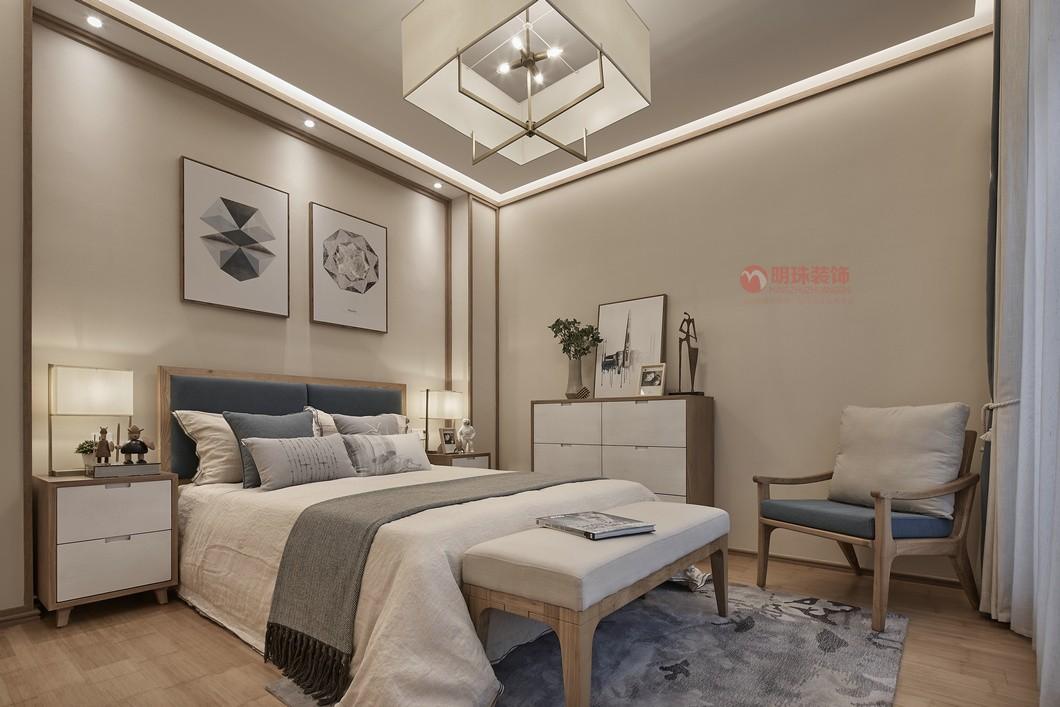 180平中式别墅|中式风格-泰州市明珠装饰工程有限公司