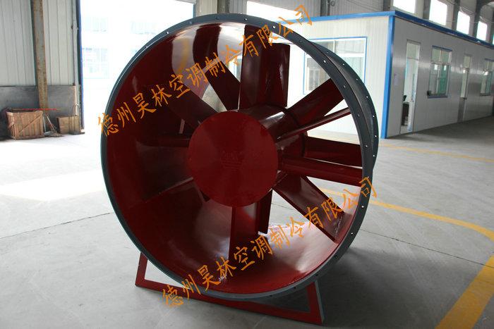 防爆轴流风机|防腐轴流通风机|3C轴流风机系列-德州昊林空调制冷有限公司