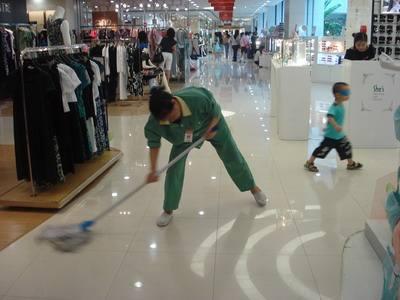 重庆商场保洁托管