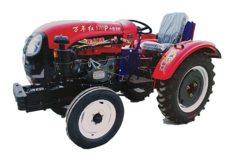 万年红拖拉机170P