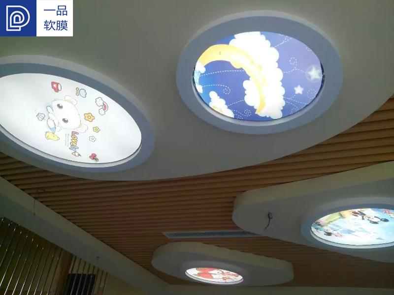济宁幼儿园软膜灯箱