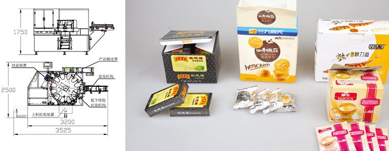 食品自動料理包裝生產線