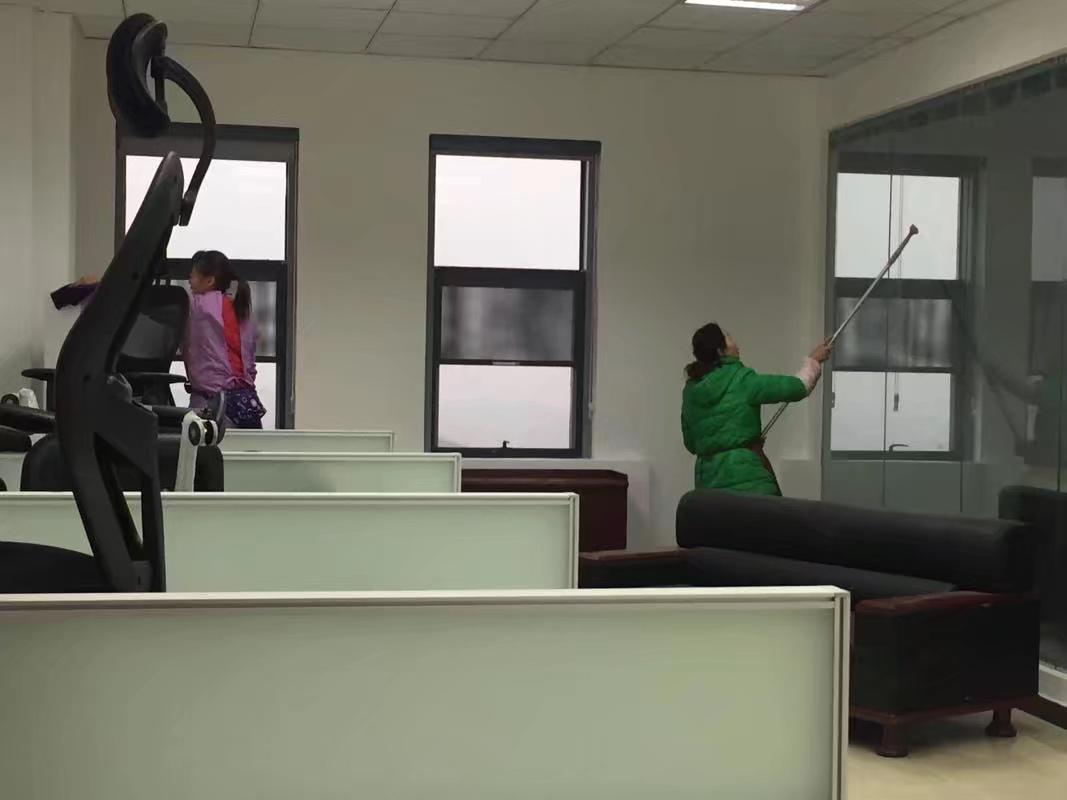 重庆办公室保洁