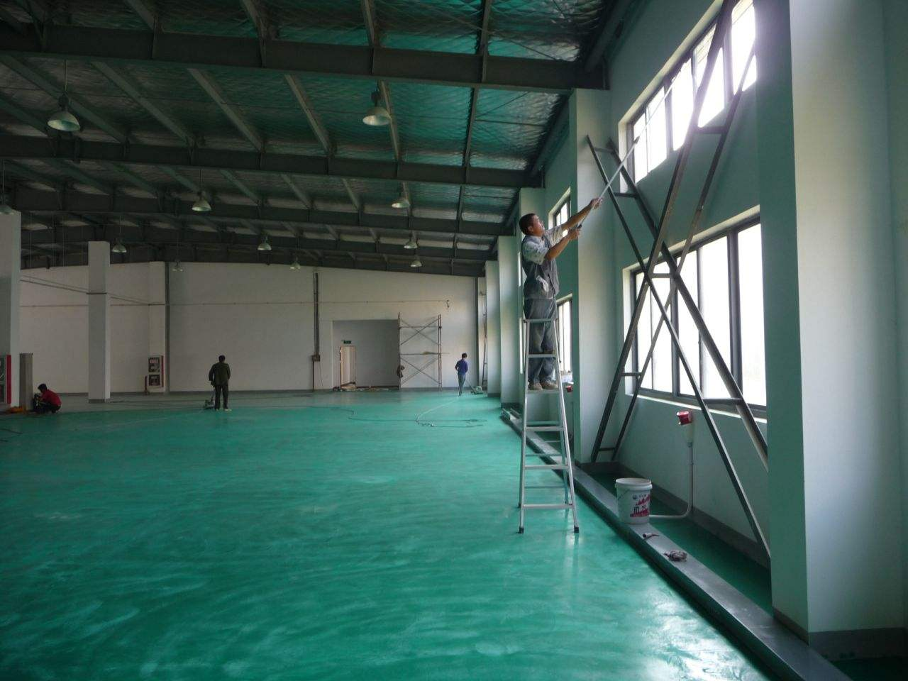 重庆厂房保洁