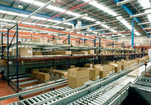不同孔型的仓储货架立柱特点详解|货架知识-重庆市新百源金属制品有限公司