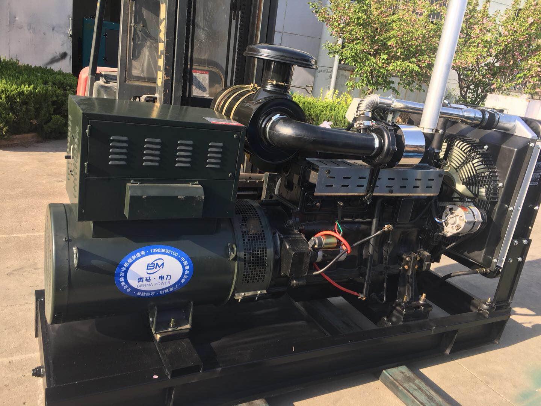 100KW柴油发电机组|奔马动力潍柴系列柴油发电机组-潍坊奔马动力设备有限公司