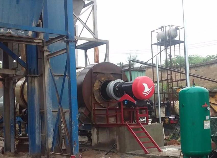 湖南郴州LCR2000Y型燃油燃燒器項目|工程項目-河南路誠機電制造有限公司