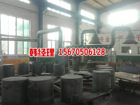 河南新乡消失模铸造设备
