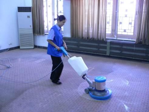 地毯保洁案例