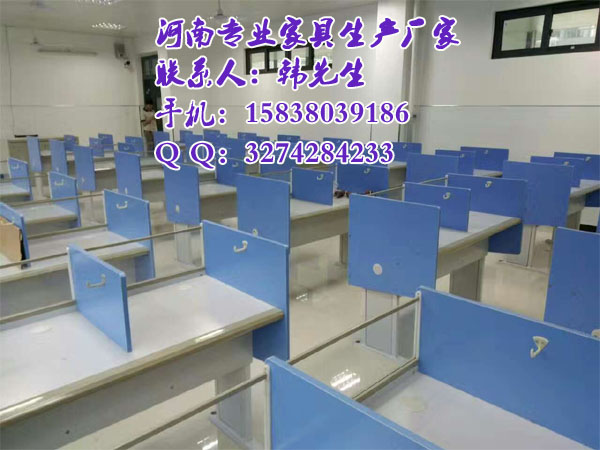家具資訊推送,鄭州學生微機室電腦桌(美冠提供)|新聞-鄭州美冠家具有限公司