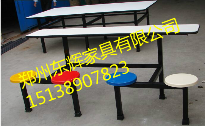 郑州地区厂家生产销售员工食堂餐桌椅定制报价|新闻-郑州东辉家具有限公司