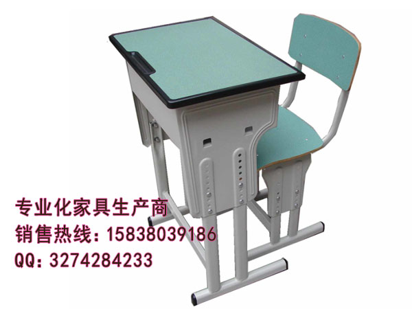 有口皆碑的课桌椅供应商—平顶山学生单人可升降课桌椅(动态)|资讯-郑州美冠家具有限企业