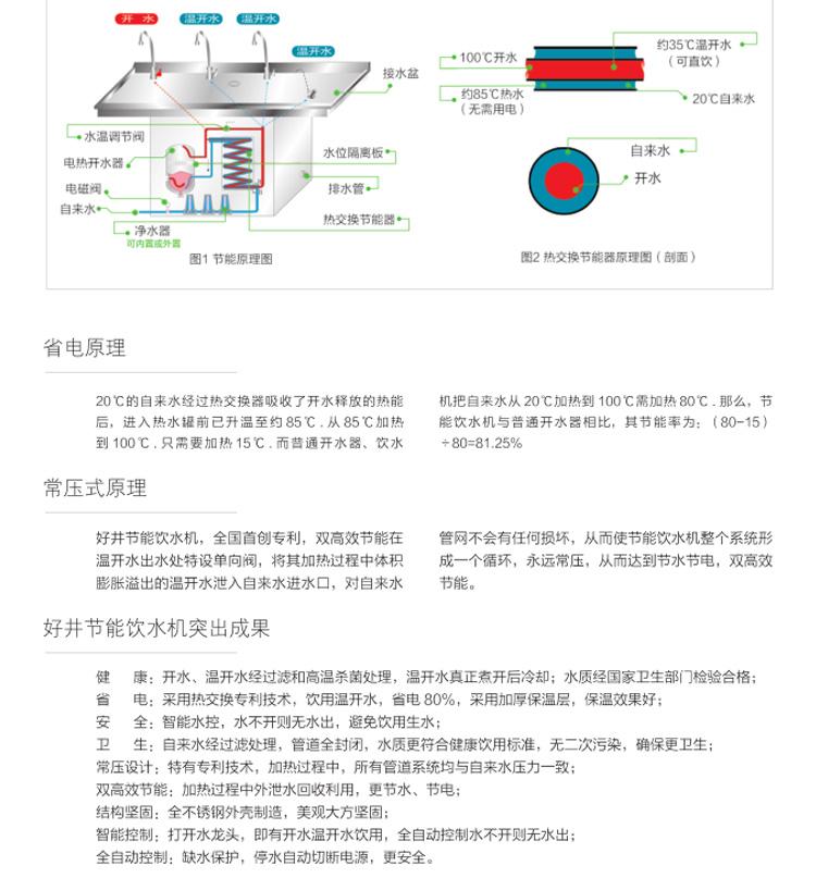 200人开水机 35L 380V 4.5KW饮水平台 校园开水器 |开水器饮水台-郑州鲁大师智能科技有限公司
