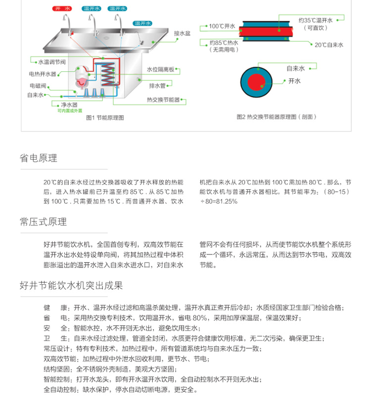 3龙头步进式开水器 商用开水机 饮水平台 开水器饮水台-郑州鲁大师智能科技有限公司