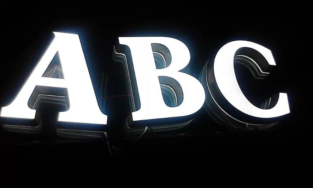 厦门LED发光字
