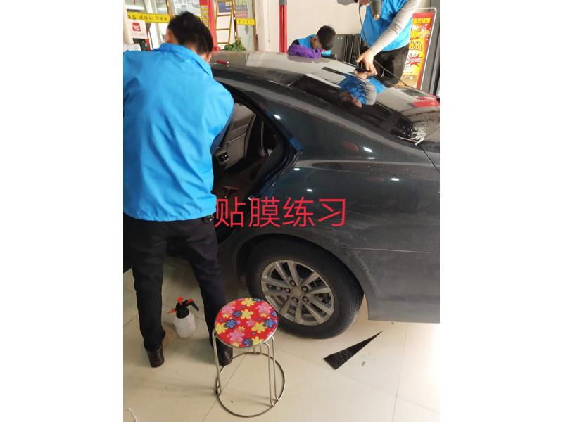 张掖汽车装修美容