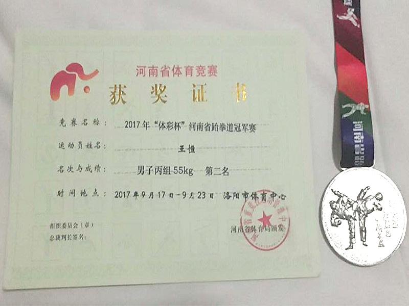 2017年河南省跆拳道冠-军赛|双勇比赛-商丘双勇跆拳道