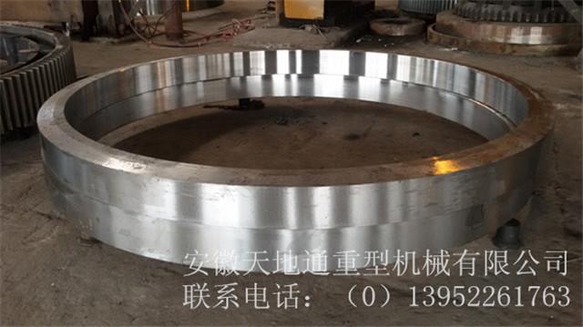 三筒烘干机(干燥机)滚圈(轮带)