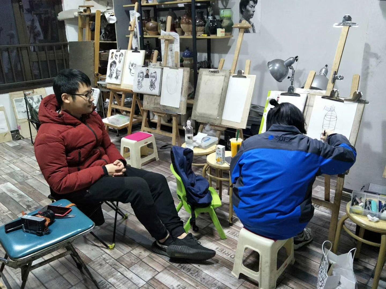 况江南(录取伦敦艺术学院、剑桥大学、格拉斯哥大学)|明星学员-长沙市雨花区列宾美术工作室