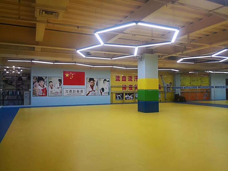 双勇跆拳道文化路校区|双勇直营校区-商丘双勇跆拳道