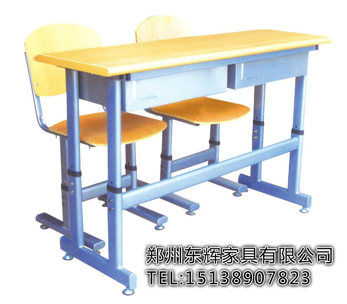 洛阳塑钢课桌椅 小学生课桌椅 中学生课桌椅工厂销售报价|新闻-郑州东辉家具有限公司