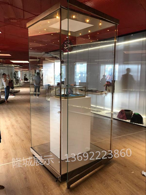 博物馆独立柜D___1|博物馆独立柜-隆城展示