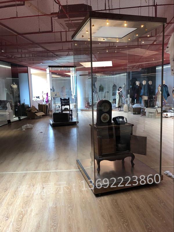 博物馆独立柜D___3 博物馆独立柜-隆城展示
