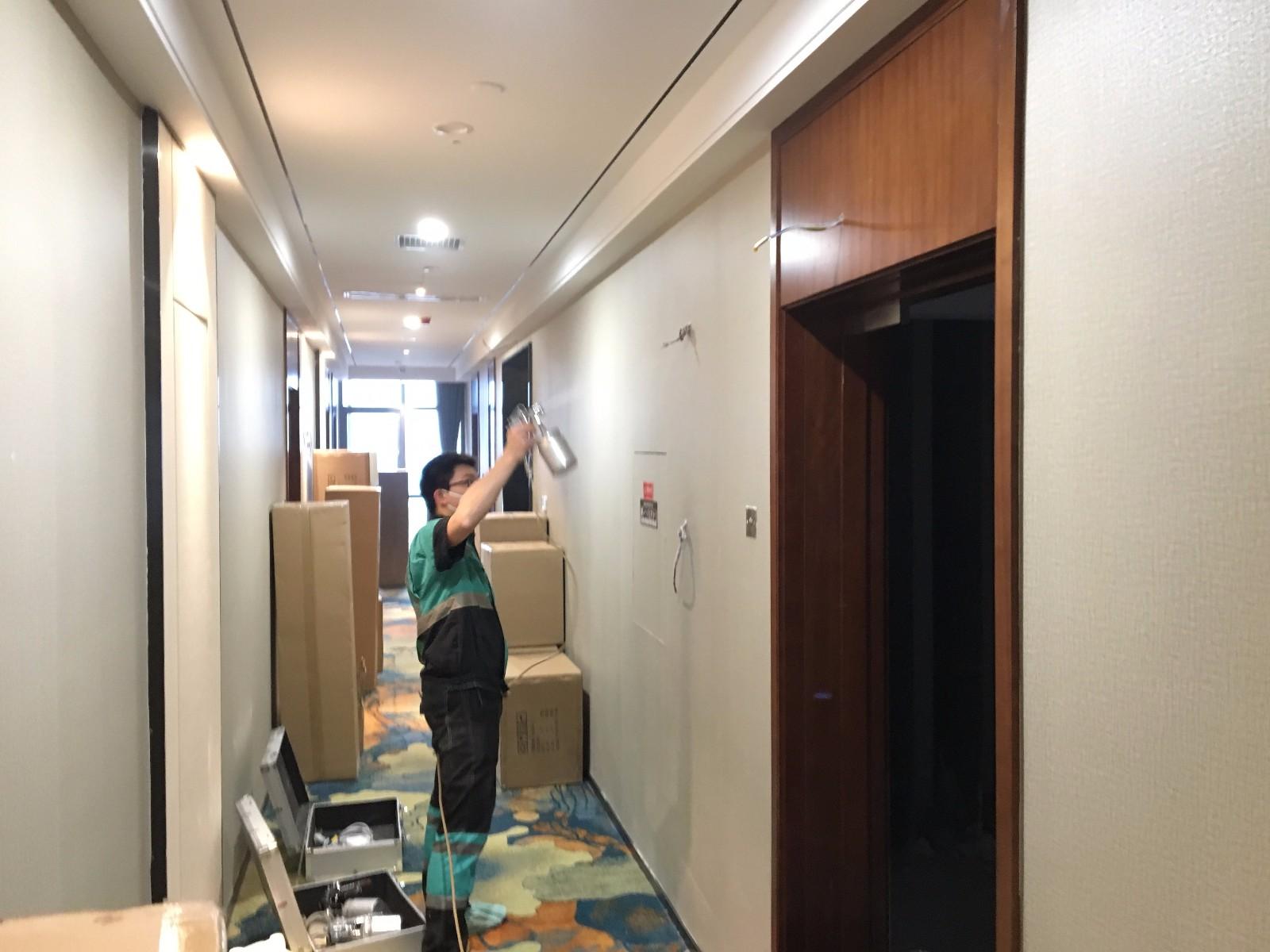苏美道森酒店室内空气治理|新闻动态-武汉小小叶子环保科技有限公司