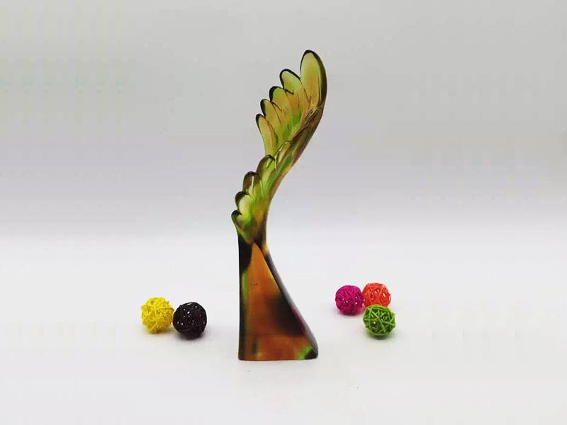 水晶奖杯 玻璃制作 设计|水晶奖杯-浦江鸿亿水晶礼品有限公司