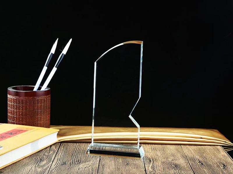 水晶奖杯 工艺品 设计制作 水晶奖杯工艺品礼品-浦江鸿亿水晶礼品有限公司