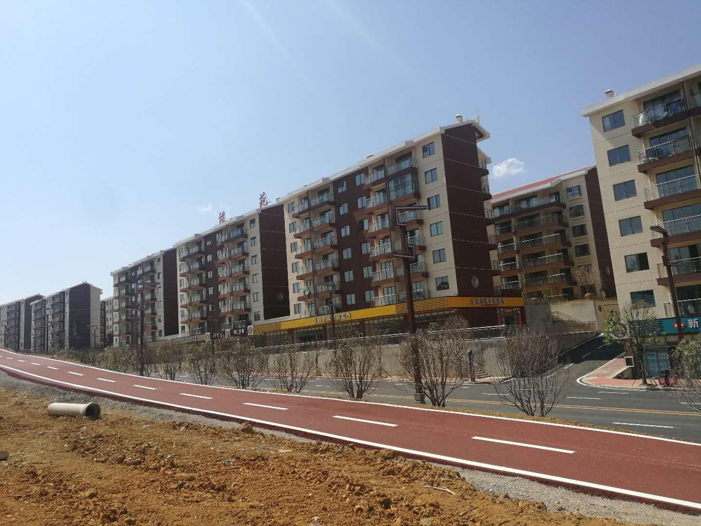 2018年3月完工黔西南州安龙城北异地扶贫安置区项目|工程案例-兴义市意美涂建筑材料厂