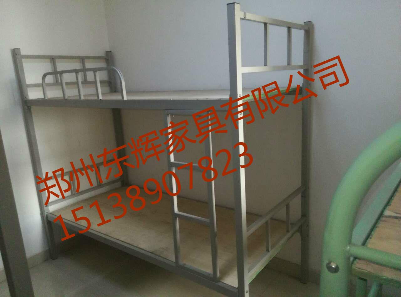 洛阳工地高低床销售 钢制高低床定制参数资讯|新闻-郑州东辉家具有限公司