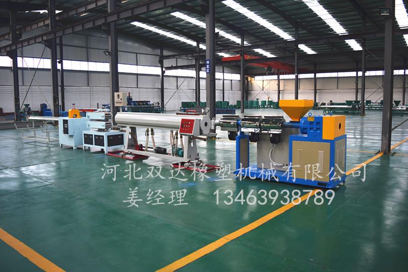 PVC管材生产线都能生产哪些管材?|解决方案-河北双达橡塑机械有限公司