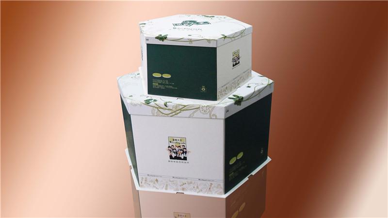 组合式蛋糕盒案例图 公司资讯-武汉玉麒麟包装有限公司