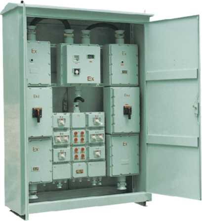 BSK-系列防爆配电柜 防爆配电箱类-乐清亿安防爆电器有限公司