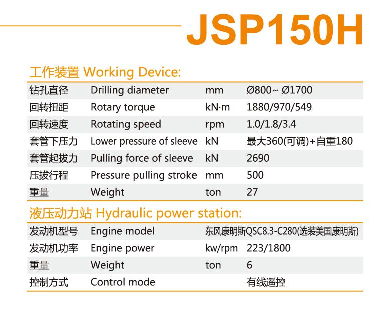 全回�D�@�C JSP-150H|全回�D�@�C-徐州不�^用在你身上景安重工�C械制造有限公司