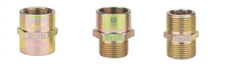 BGJ系列防爆管接头(EXd II)|防爆管件类-乐清亿安防爆电器有限公司