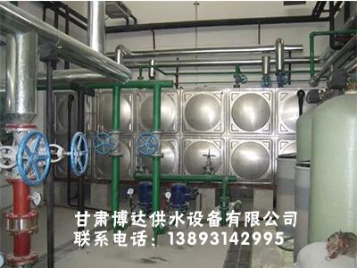 甘肃不锈钢水箱厂家,甘肃水箱,兰州不锈钢水箱