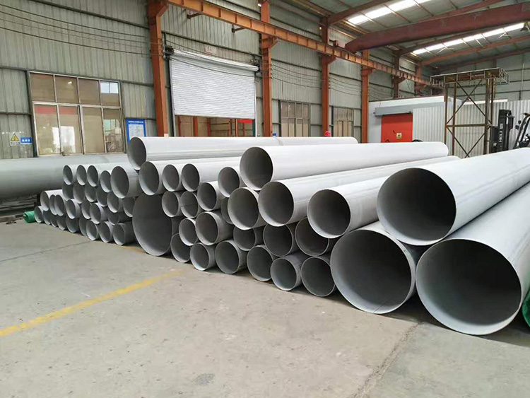 Sichuan stainless steel welded pipe