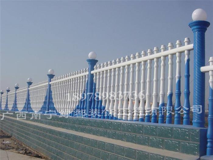 水泥护栏,水泥艺术围栏|仿木/水泥护栏系列-广西南宁绿都装饰工程有限公司